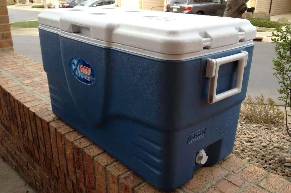 100 quart cooler
