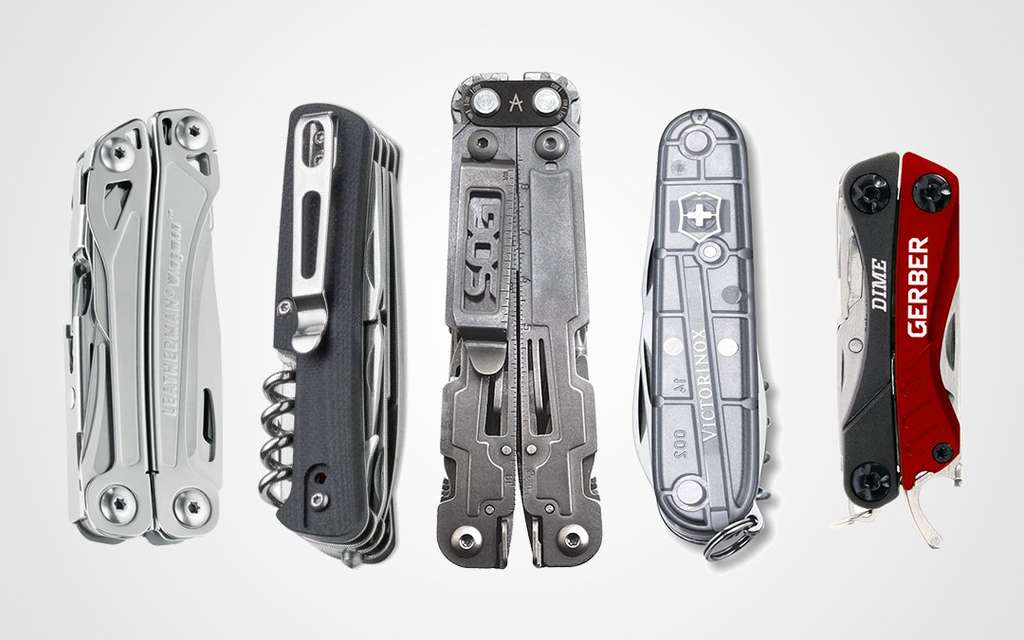 5 EDC Multitool