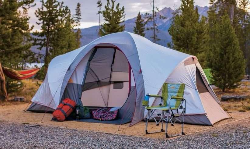8-person tent