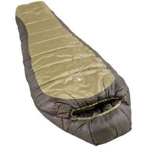 coleman north rim mummy sleeping bag