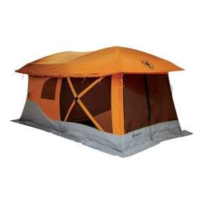 gazelle 26800 t4-plus pop-up portable camping hub