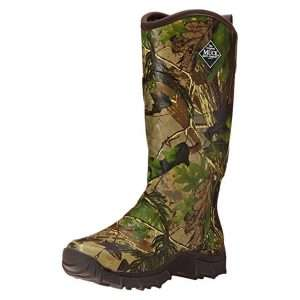 muck boots pursuit men's rubber snake boot