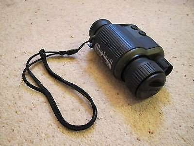 Bushnell NIGHT WATCH with Built-In Infrared Monocular
