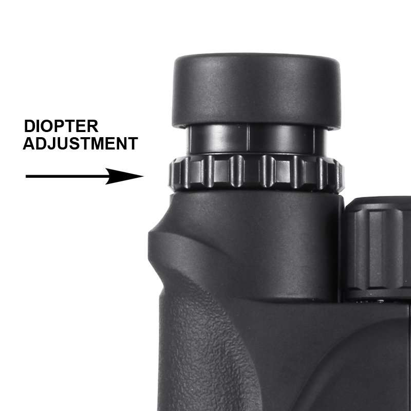 binocular diopter adjustment