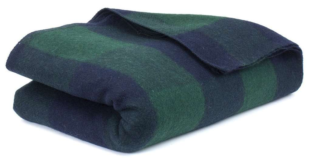 EKTOS 100% Wool Blanket