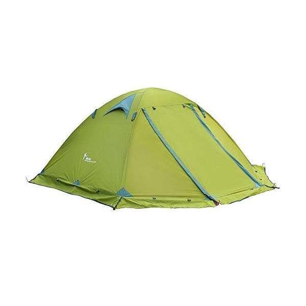 FLYTOP 2 Person 3-4 Season Backpacking Tent