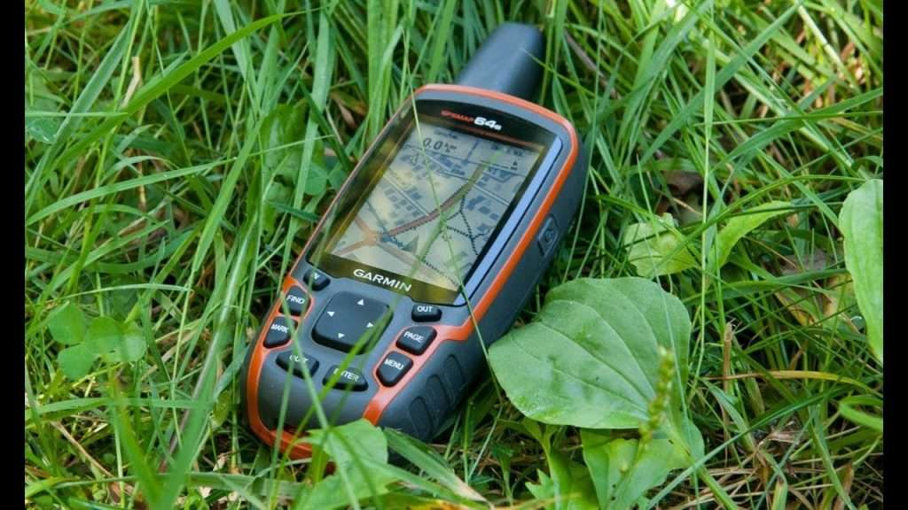 Garmin GPSMAP 64st High-Sensitivity GPS with GLONASS Receiver