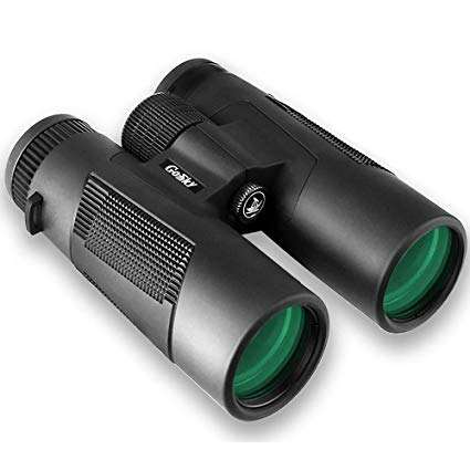 Gosky 10×42 Roof Prism Binoculars for Adults