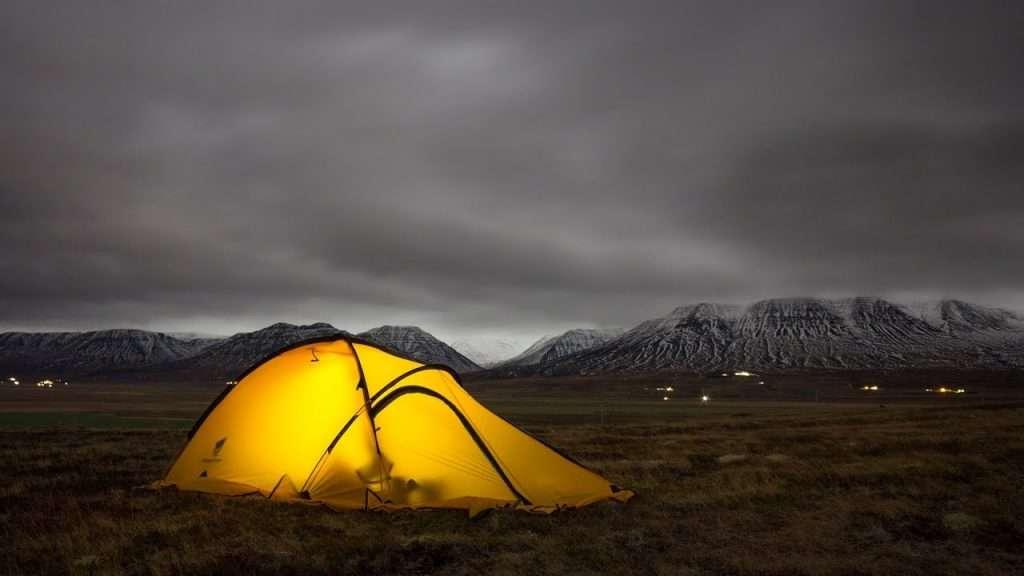 HILLMAN 2-Person 4-Season Ultralight Camping Tent
