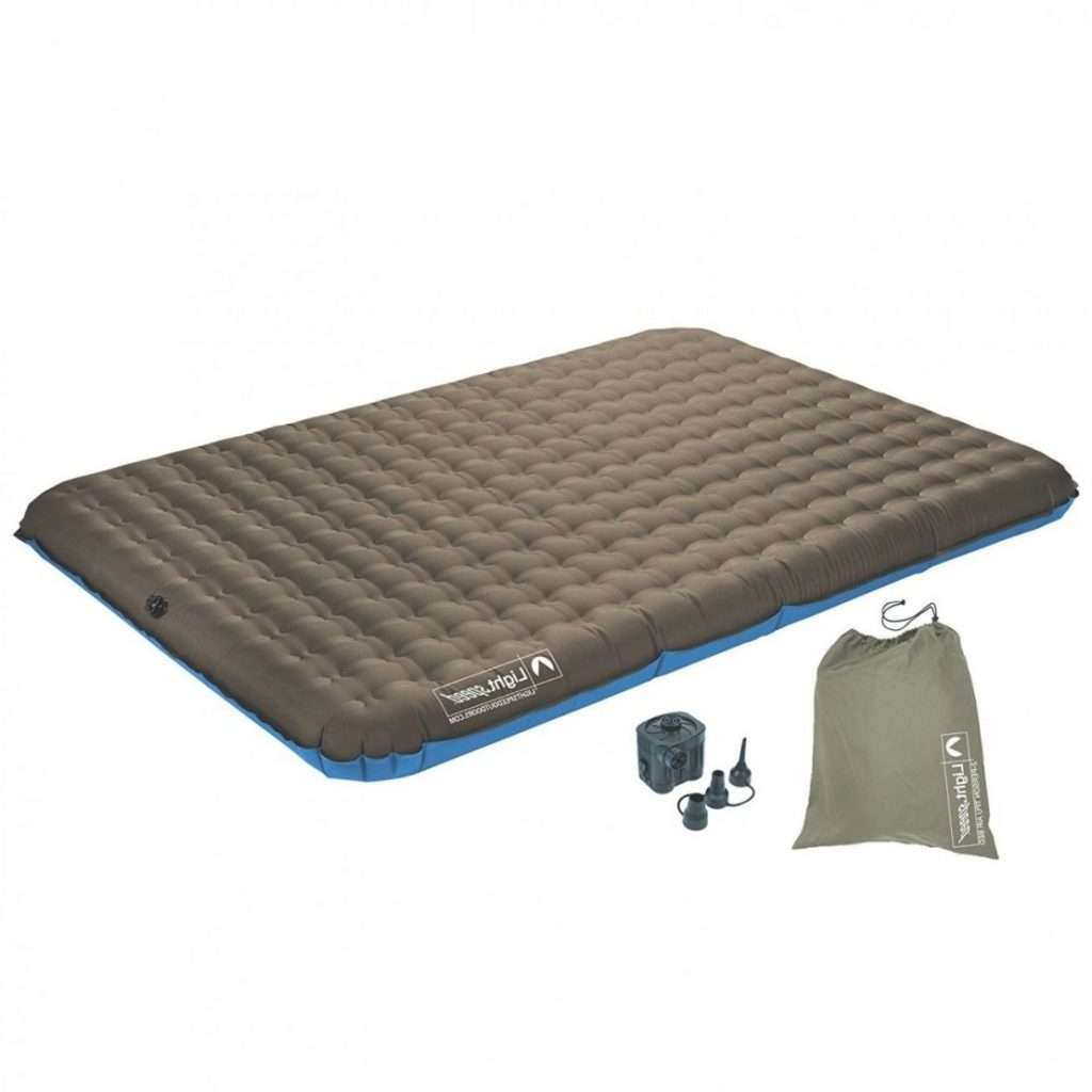 LIGHTSPEED OURDOORS 2-Person PVC-Free Air Bed Mattress