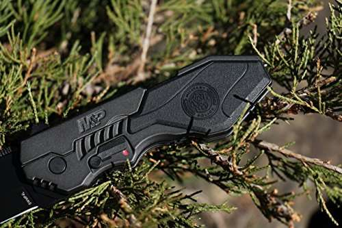 Smith & Wesson SWMP4LS 8.6 inch SS Assisted Folding Knife