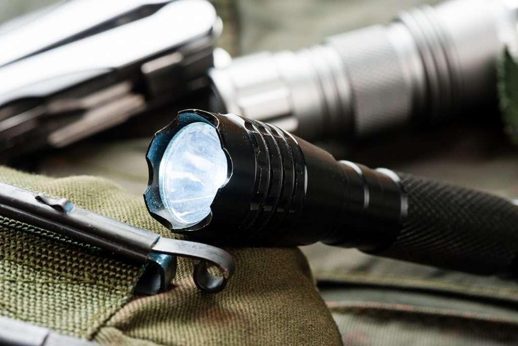 Tactical Flashlight