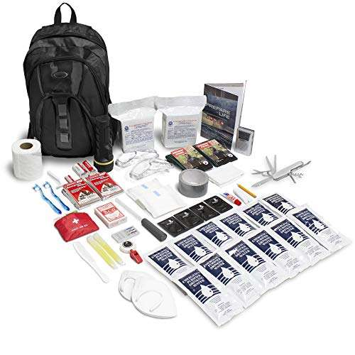 Emergency Zone 840-2 Urban Survival Bag & 72 Hour Disaster Kit