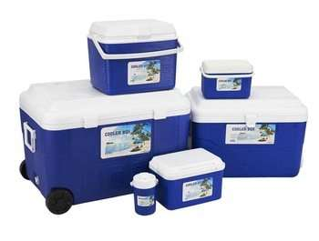 coolers of different sizes