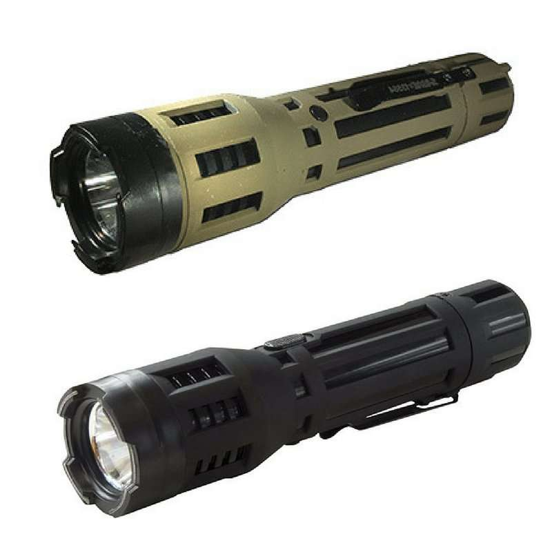two flashlight