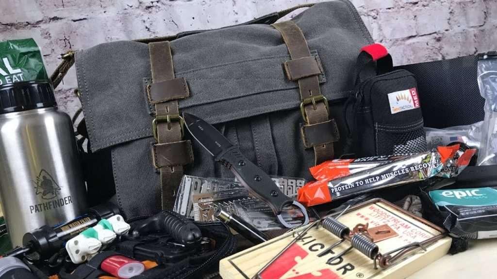 survival kit contents