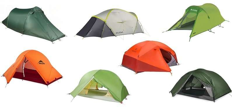 many cold weather tents