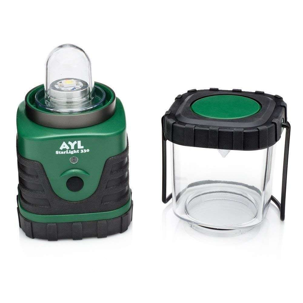 AYL Starlight Water Resistant LED Lantern for Camping & Hiking