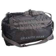 "GRANITE GEAR 24"" Packable Duffel"