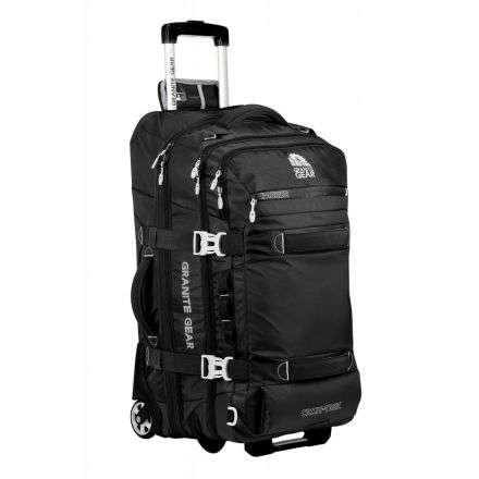 GRANITE GEAR Cross Trek 2 Wheeled Carry-On w/ Removable Backpack