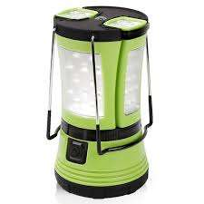LIGHTING EVER LED Rechargeable Camping Lantern