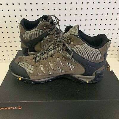 MERRELL Men's ACCENTOR MID Vent Waterproof Hiking Boot