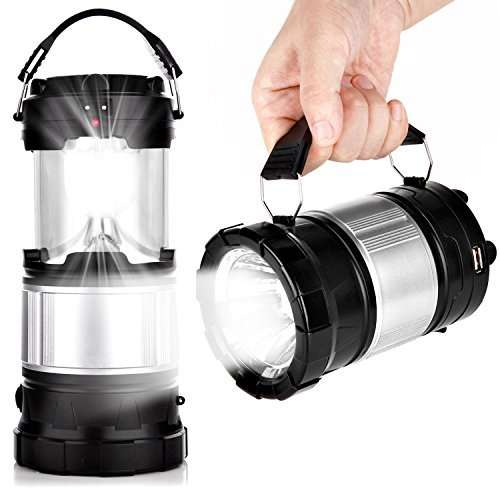 SUBOOS Ultimate Rechargeable LED Lantern & Powerbank