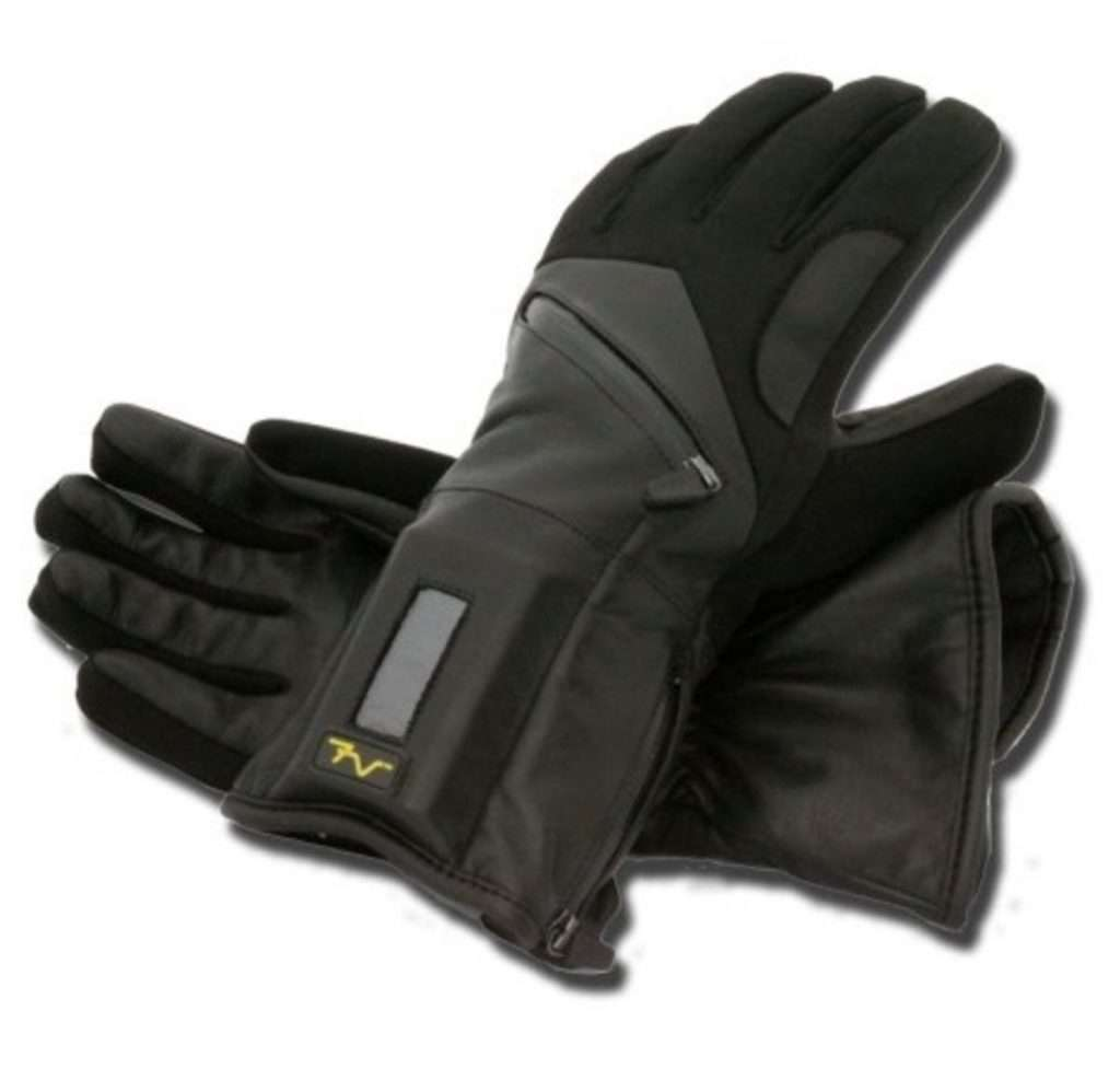 SUN WILL Rechargeable Electric Battery Heated Glove Liners