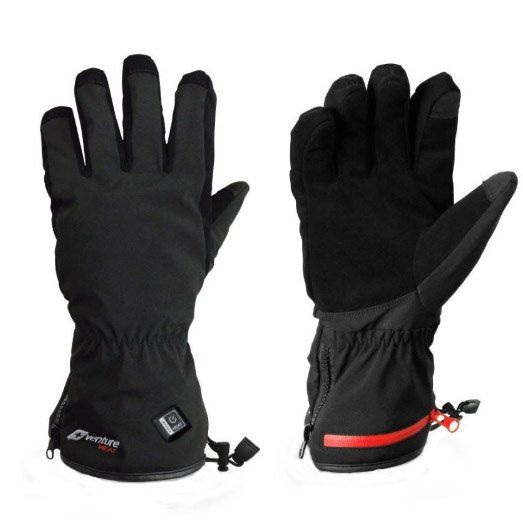VENTURE The ALT Waterproof Battery Heated Gloves