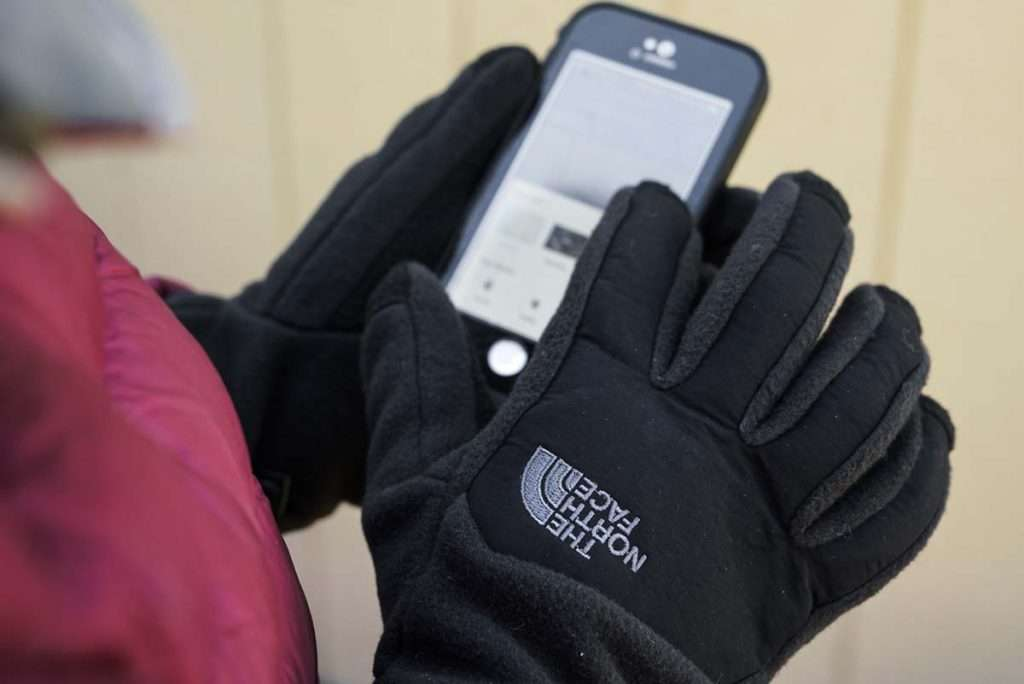 Touchscreen Compatibility Gloves