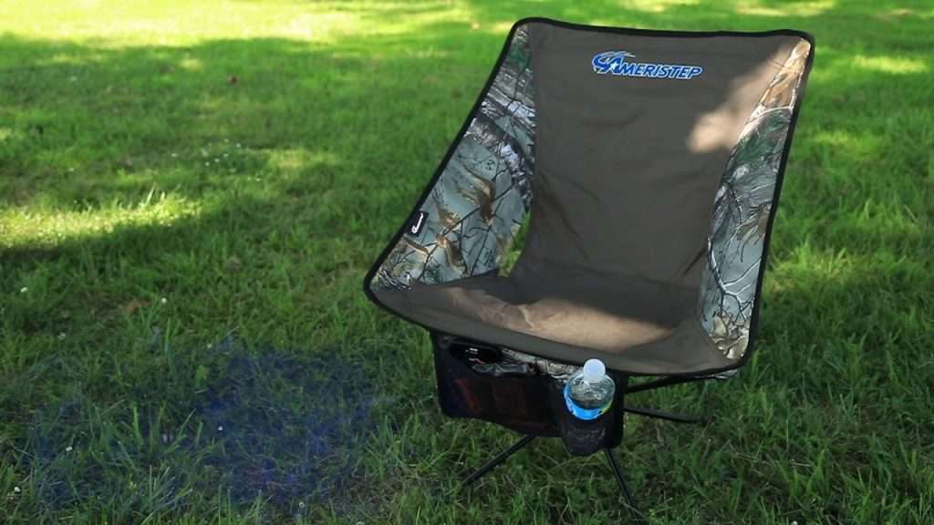 Ameristep COMPACTLITE Tellus Camp Chair