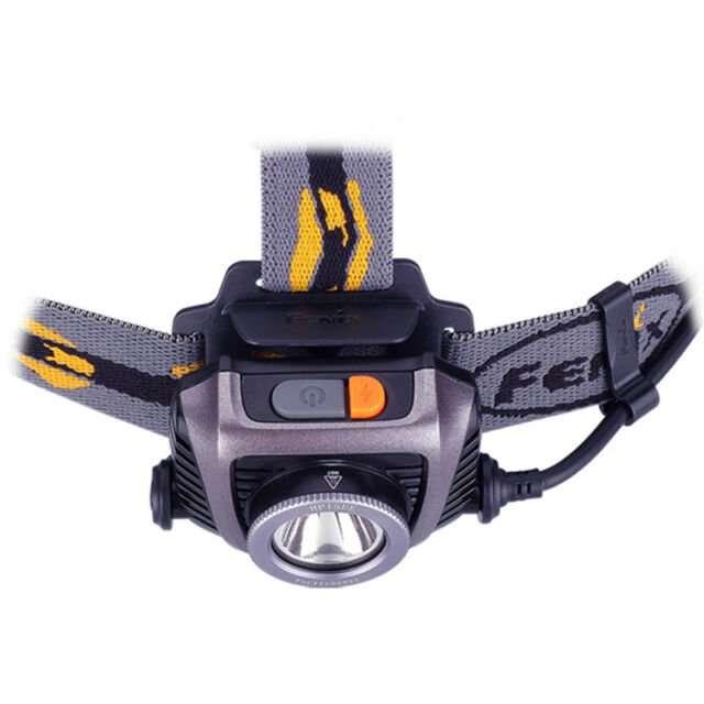 FENIX HP15UE Ultimate Edition 900 Lumens Expedition Headlamp