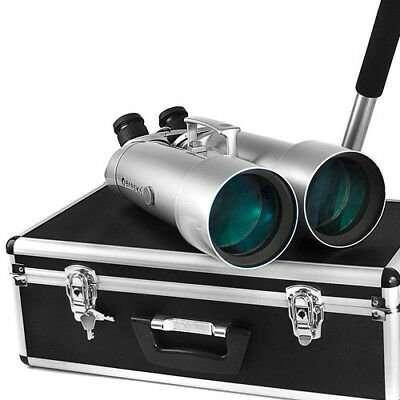 BARSKA BLUELINE 2x, 40x100 Waterproof Jumbo Binocular Premium Hard Case