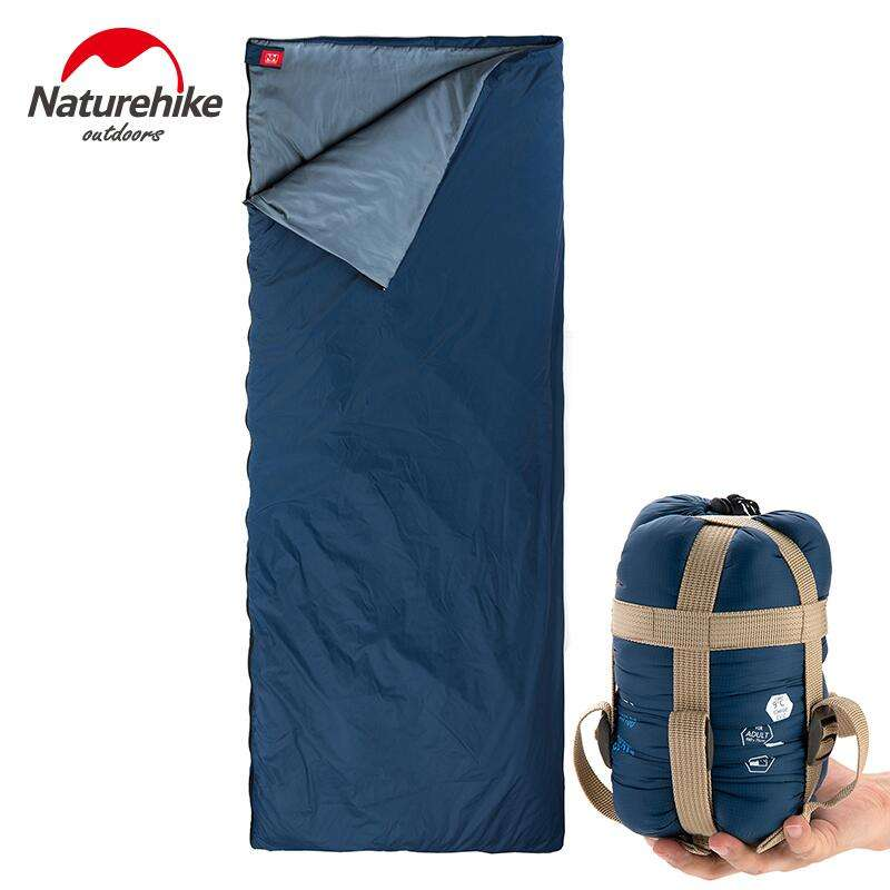 NATUREHIKE Ultralight Sleeping Bag for 3 Season Traveling, Camping, Hiking