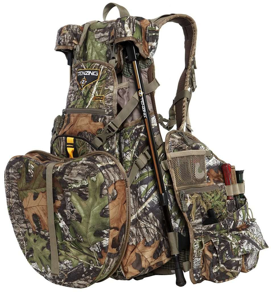 daypack for hunting with External Pockets