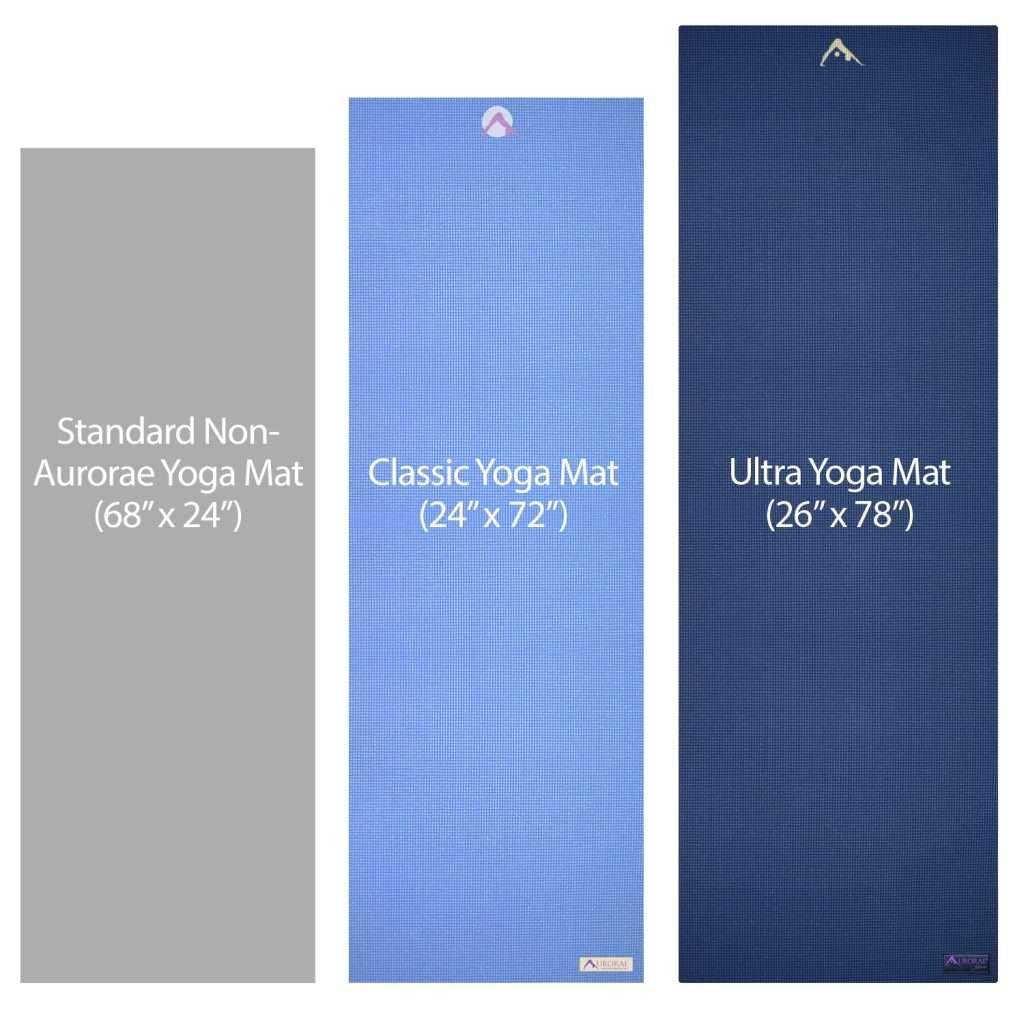 yoga mat length