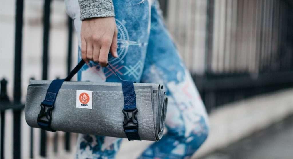 ULTRALIGHT Travel Yoga Mat