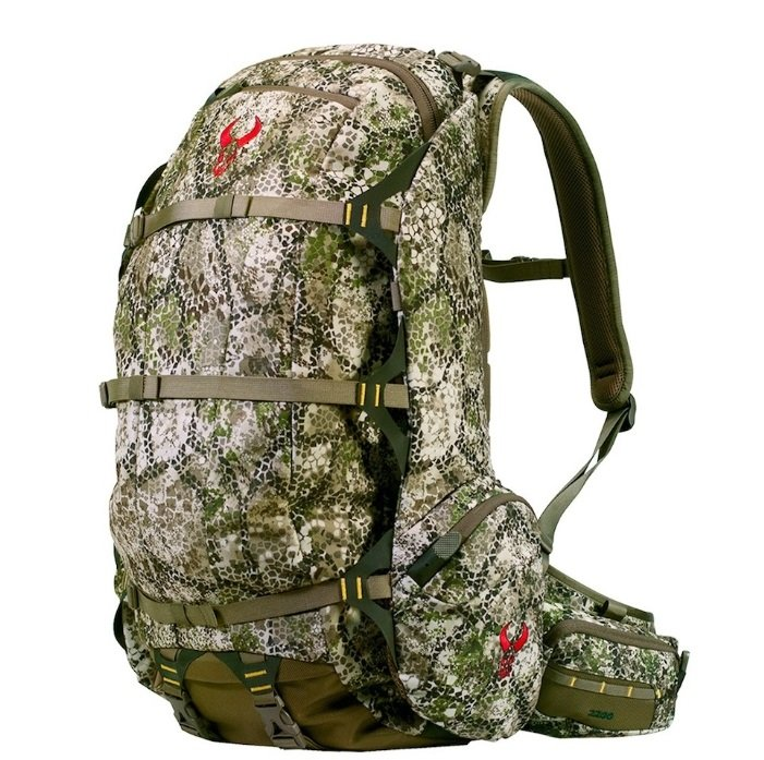 BADLANDS 2200 Camouflage Hunting Pack & Meat Hauler