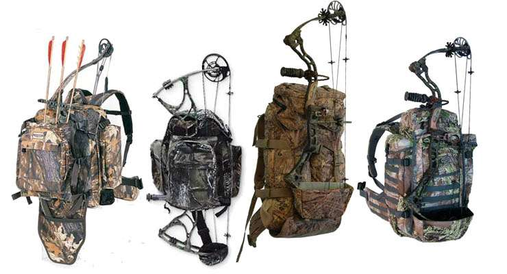 4 backpacks for hunting