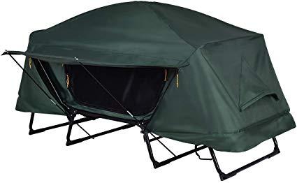 Tangkula Tent Cot Folding Waterproof