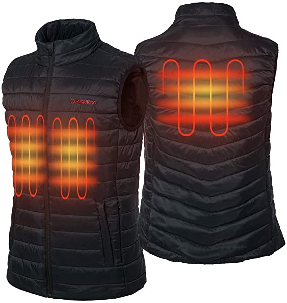 Conqueco Heated Vest
