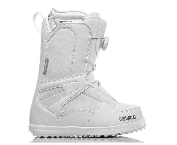 Picture of thirtytwo women's snowboarding boots.