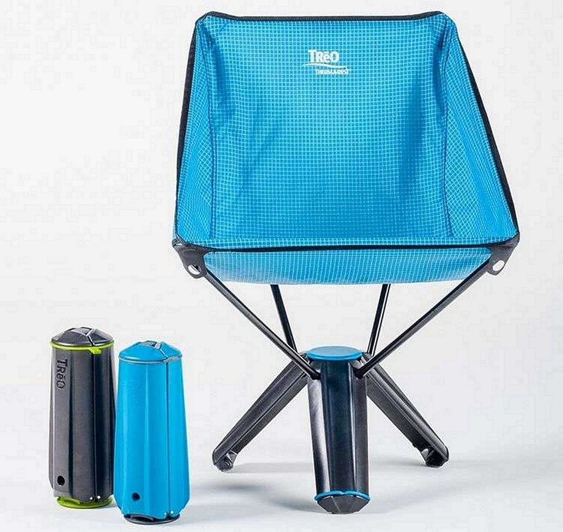 Treo Camping Chair, blue