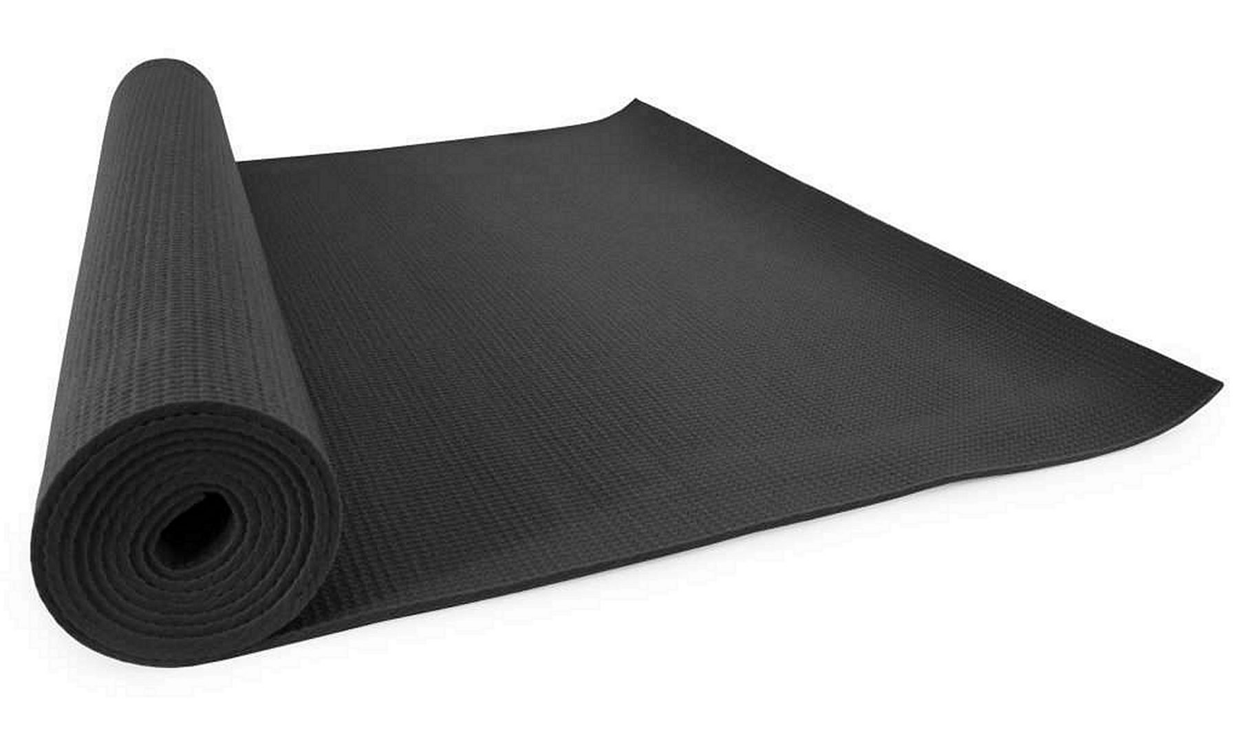 3mm Yoga Mat, black