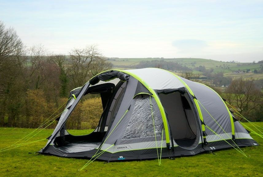 4 Best Inflatable Tents The Best Inflatable Tents of 2021 – Review and Comparison