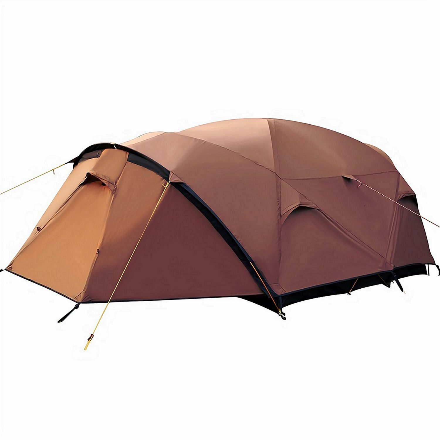GEERTOP Large Tent for 4 Person Waterproof Canvas Family Tent