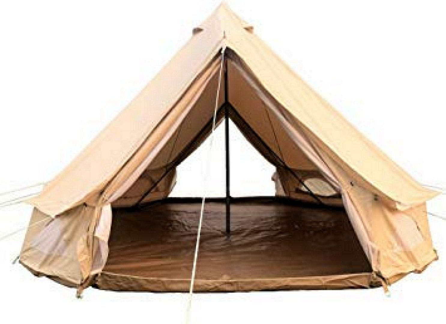 DANCHEL Canvas Cotton Bell Tent