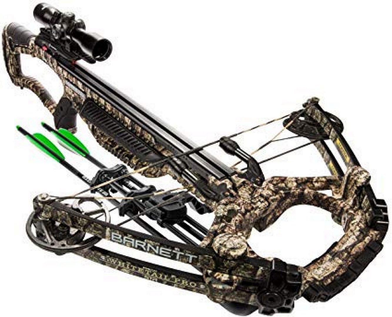 Barnet Whitetail Hunter STR Crossbow