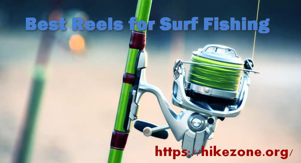 7 Best Reels for Surf Fishing Reviews + Buyer's Guide