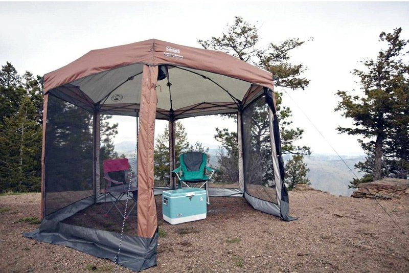 The Screen Tents of 2021 for Your Campsite or Patio